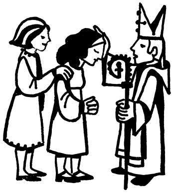Phat apologetics where is. Catholic clipart confirmation