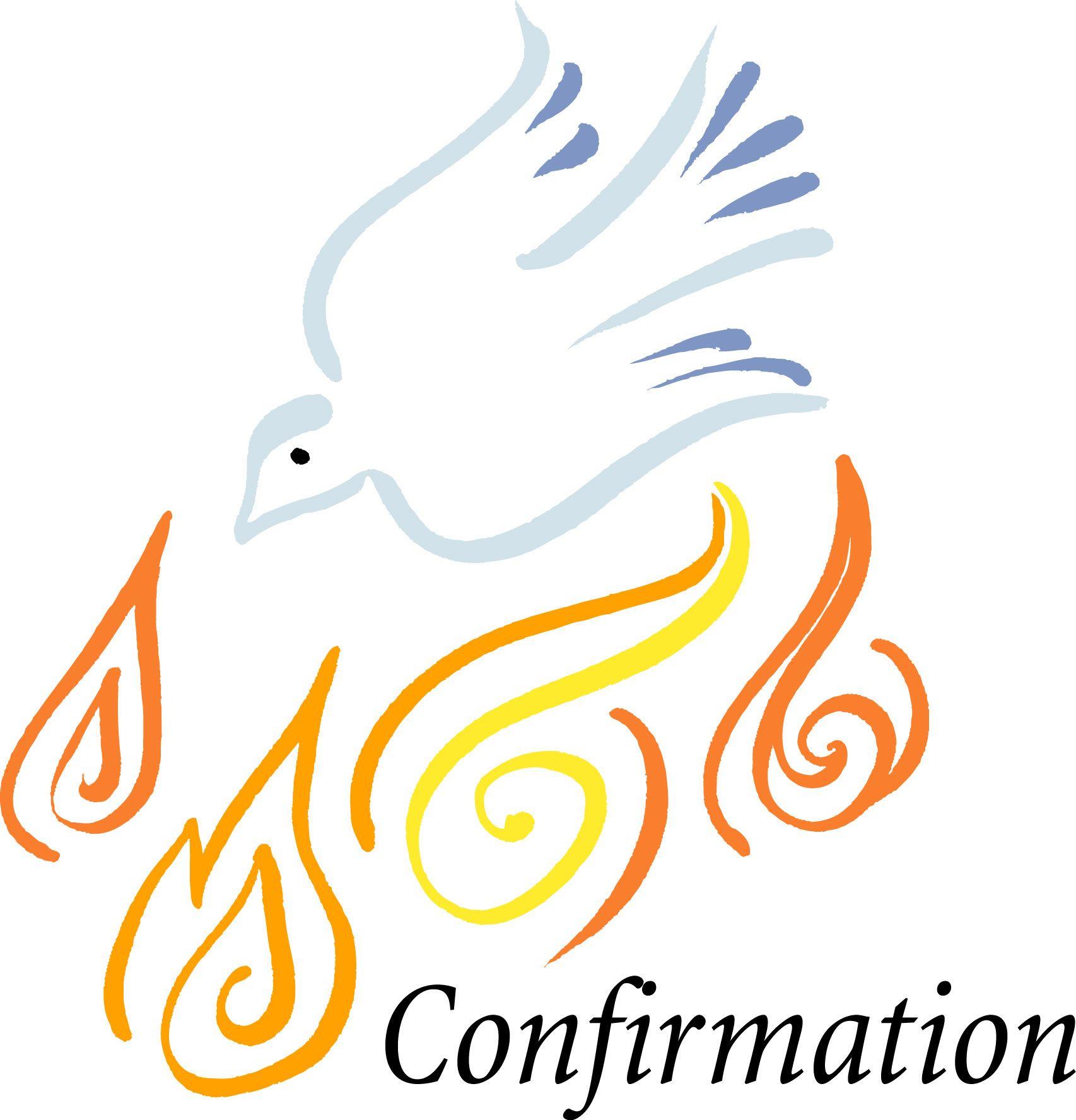 Catholic clipart confirmation. Symbols free clip art