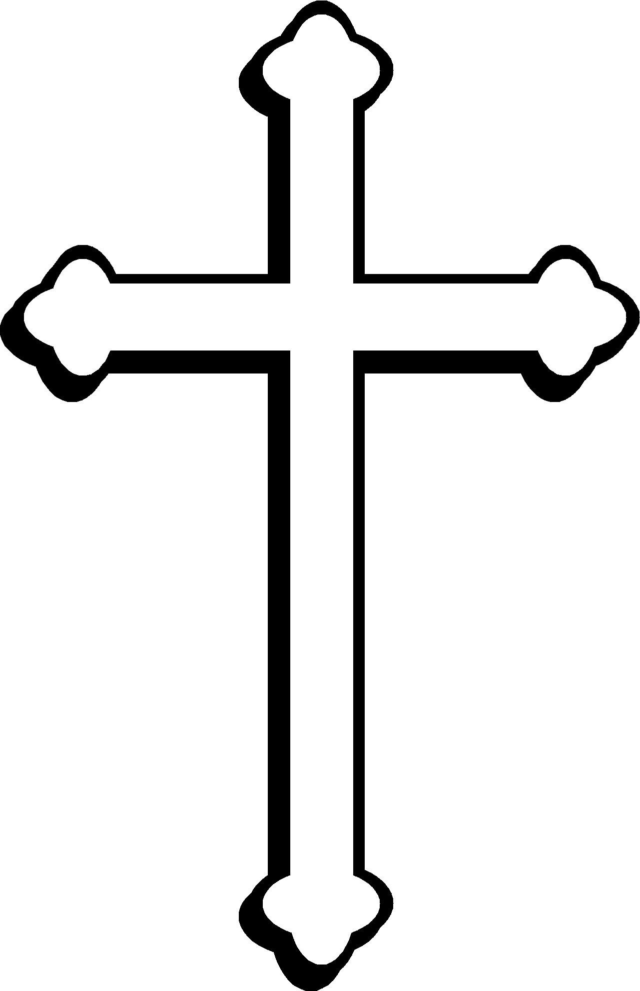 Free download best . Catholic clipart cross