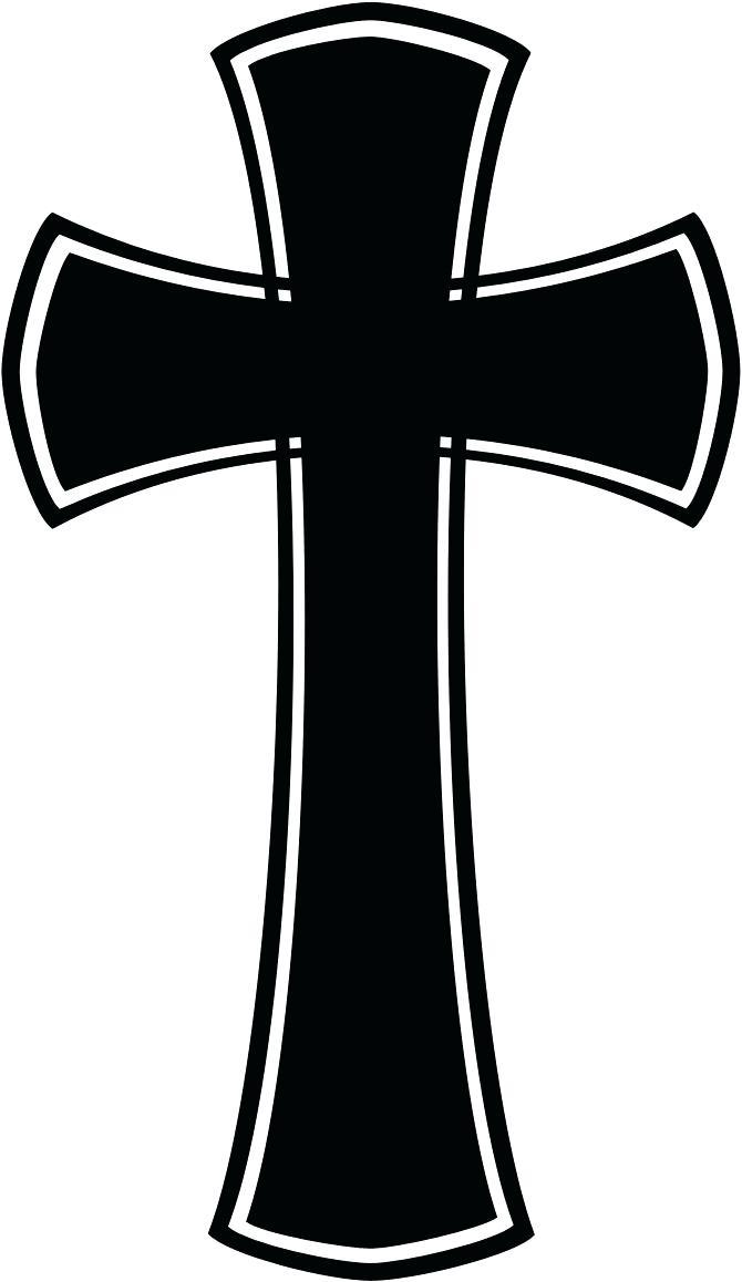 catholic clipart cross