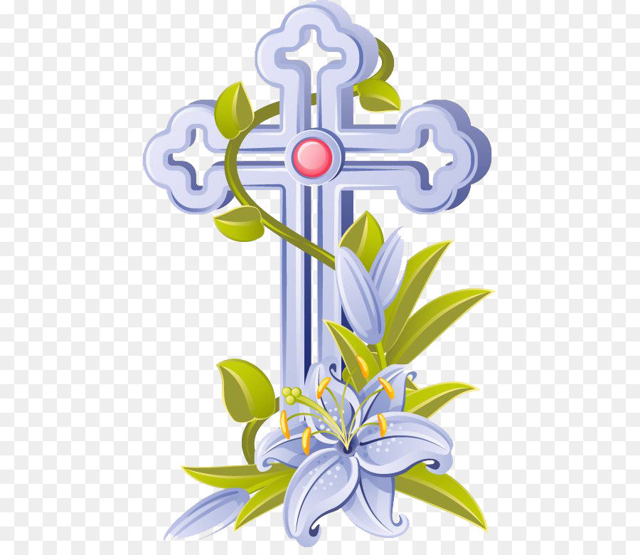 Catholic clipart easter. Church cross paschal candle