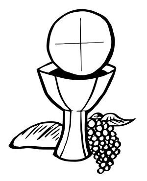 Catholic clipart eucharist. The camp extension