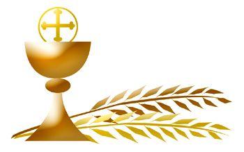 Eucharist catholic designs images. Communion clipart eucharistic celebration