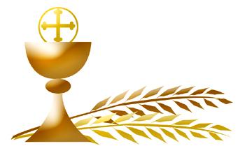 catholic clipart first communion