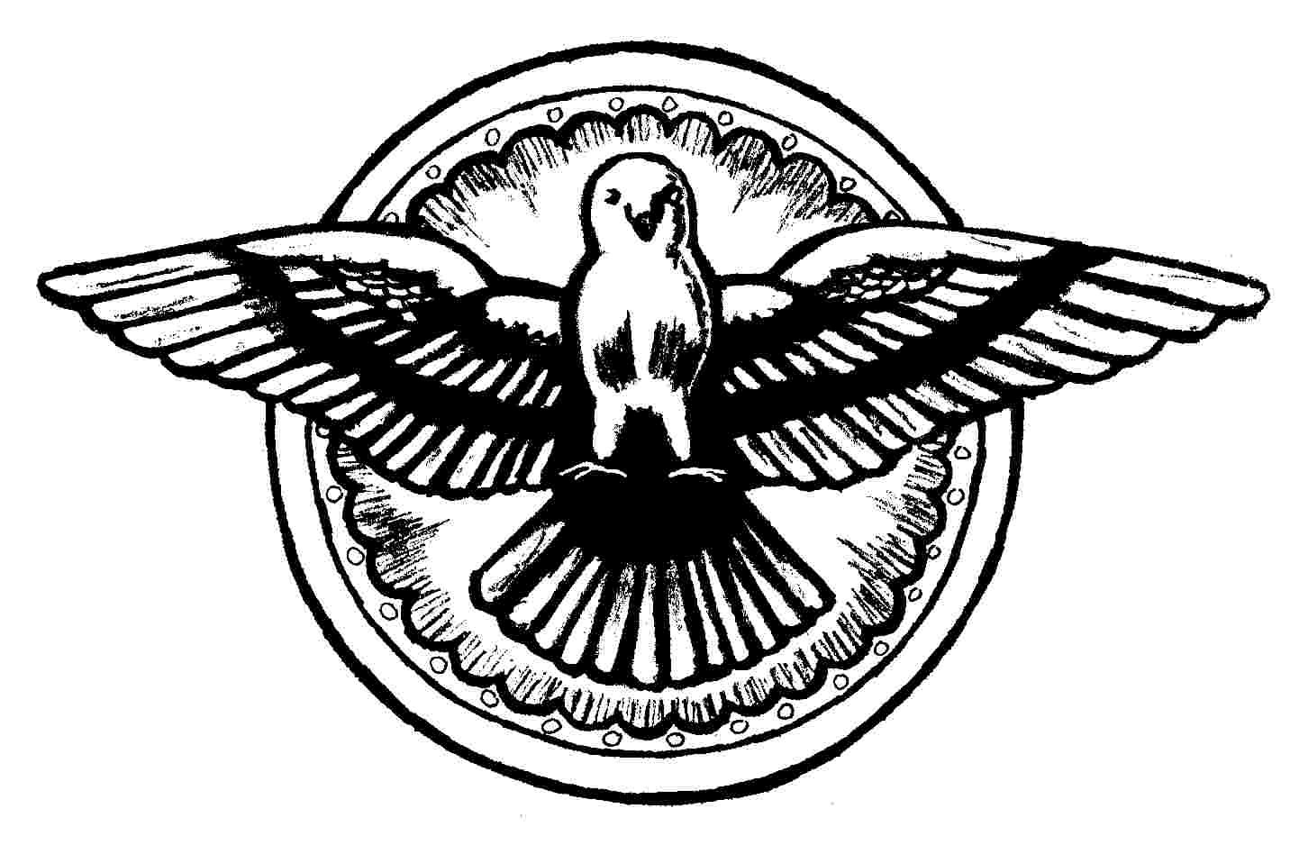 Catholic clipart holy spirit. Tattoos google zoeken heiliger