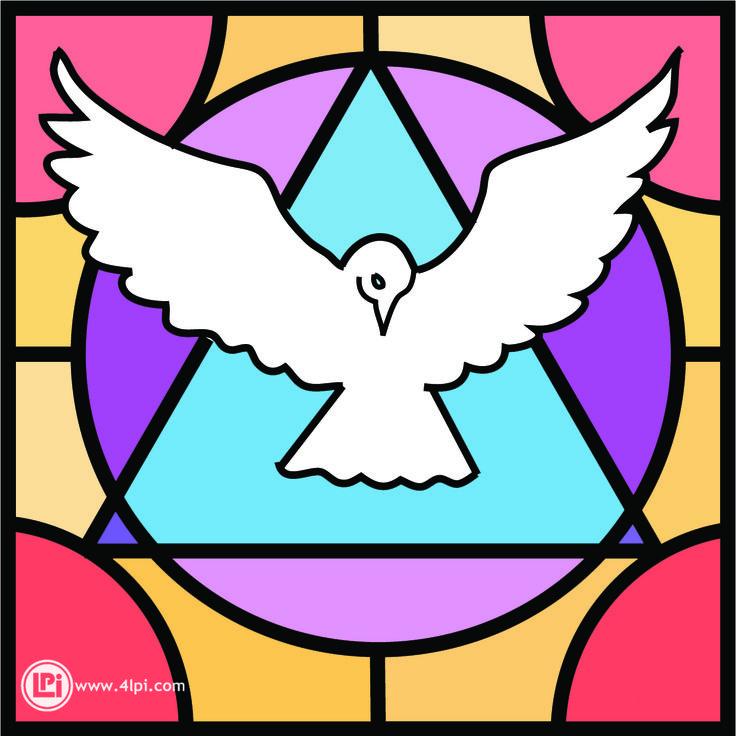 Free download clip art. Catholic clipart holy spirit