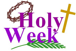 Catholic clipart holy week. The toolbox newadventorg