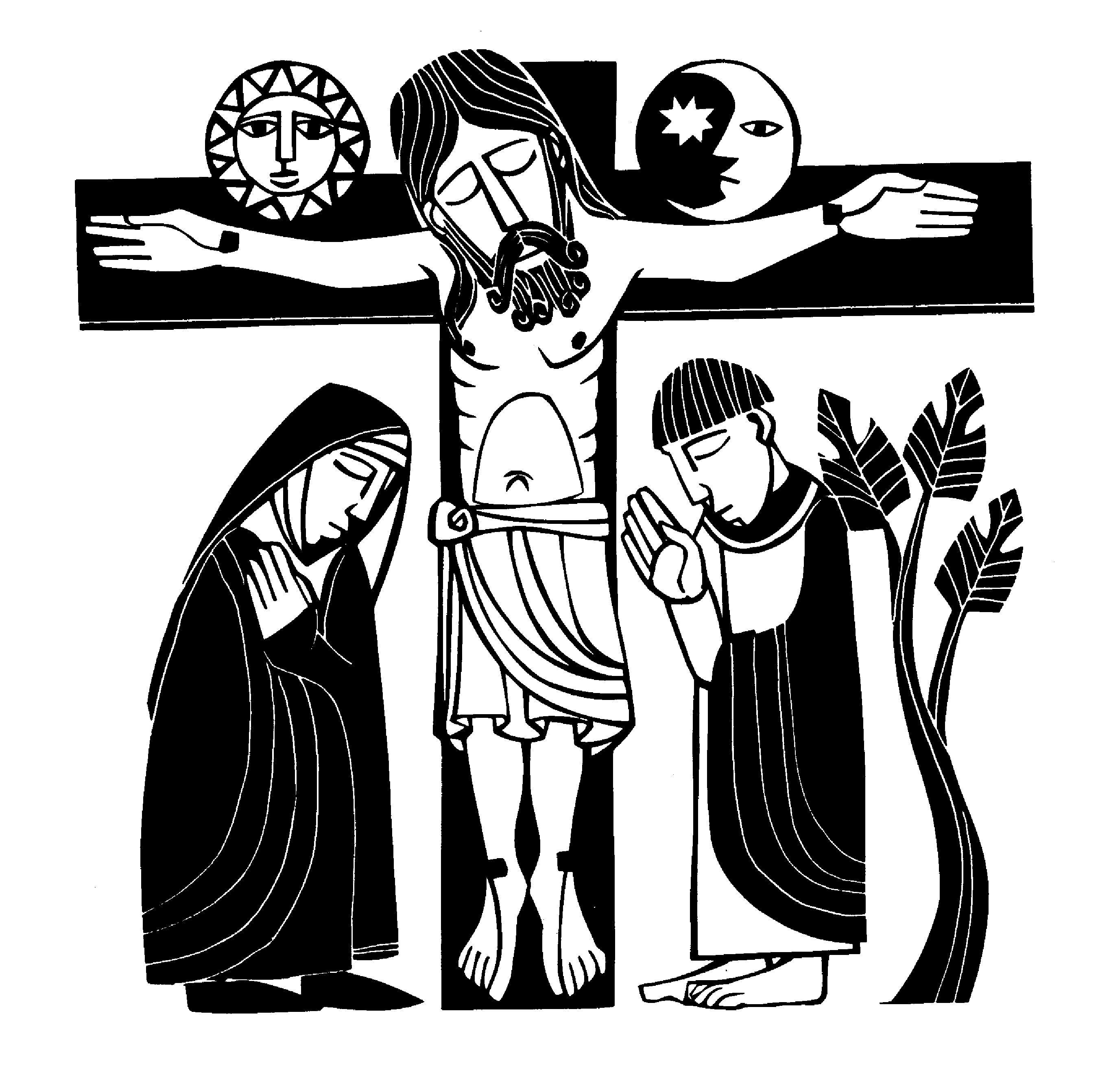 catholic clipart holy week