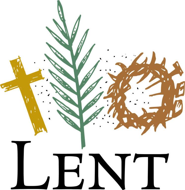 Holy week west allis. Catholic clipart lent
