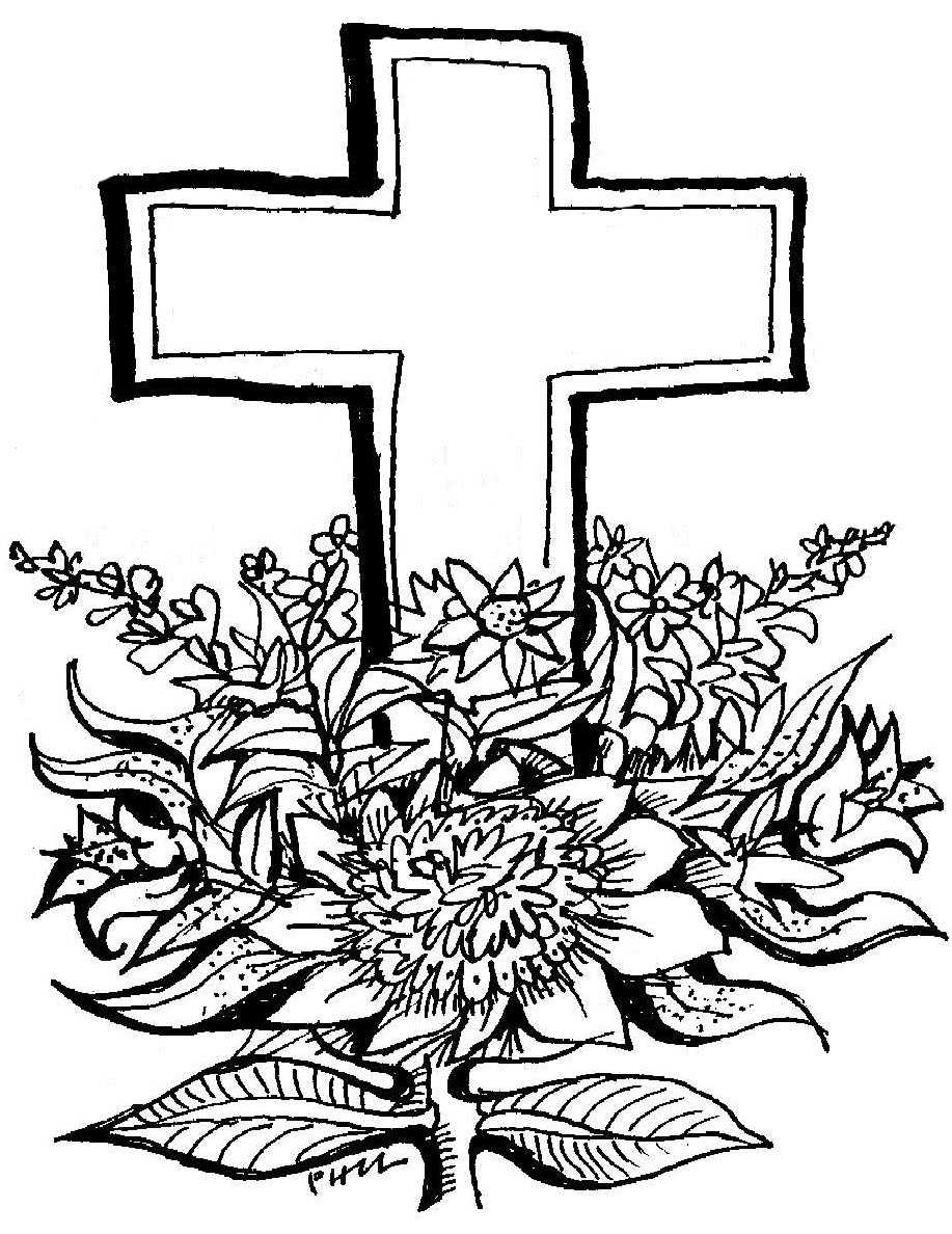 Catholic clip art lent. Funeral clipart faith