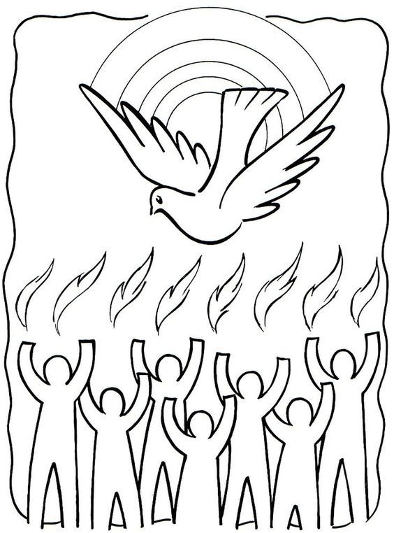 Download drawings pictures wallpapers. Catholic clipart pentecost