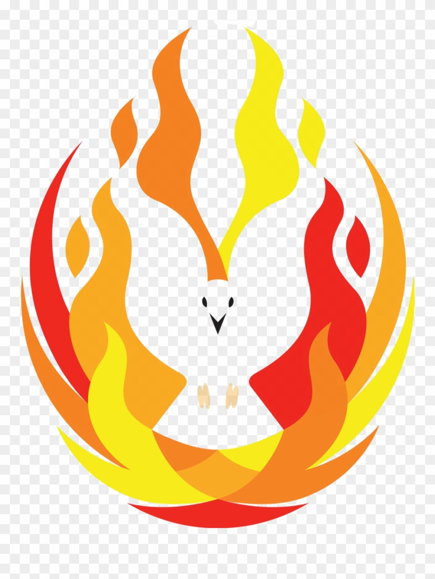 Catholic clipart pentecost. Holy spirit trinity clip
