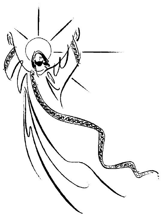 best ascension images. Catholic clipart resurrection