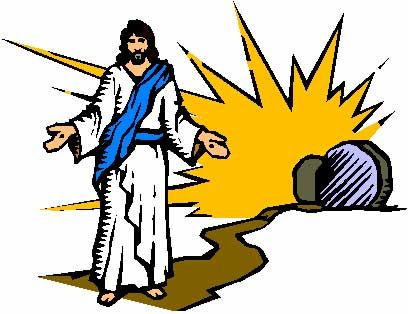 Catholic clipart resurrection. Art work for bulletins