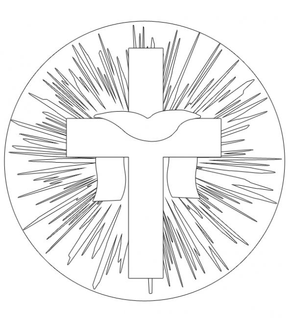 Free easter cliparts download. Catholic clipart resurrection