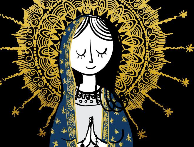 Catholic clipart rosary.  million rosaries dynamic