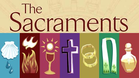 Holy spirit church santa. Catholic clipart sacraments