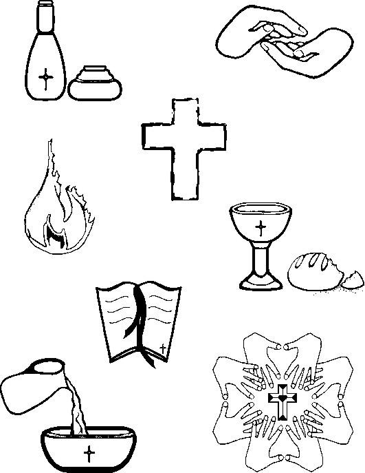 Catholic clipart sacraments. Seven sacrament