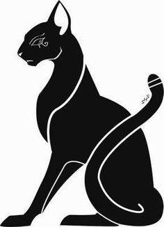 Cat clipart classy. On an oblong canvas