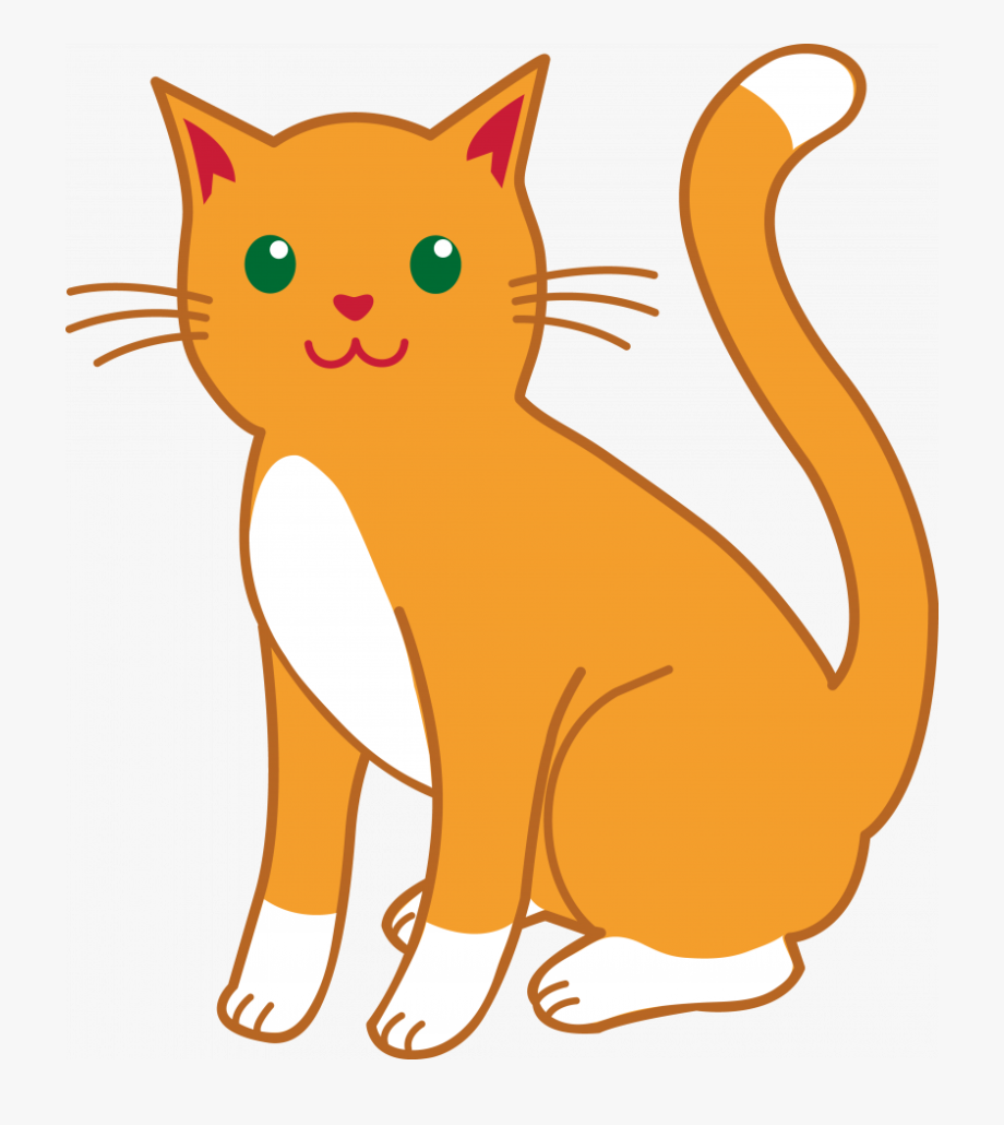 Cats clipart clear background. Banner royalty free download