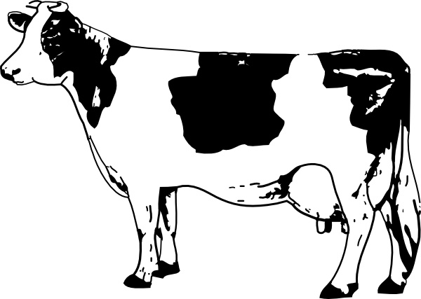 Cattle clipart. Cow clip art free