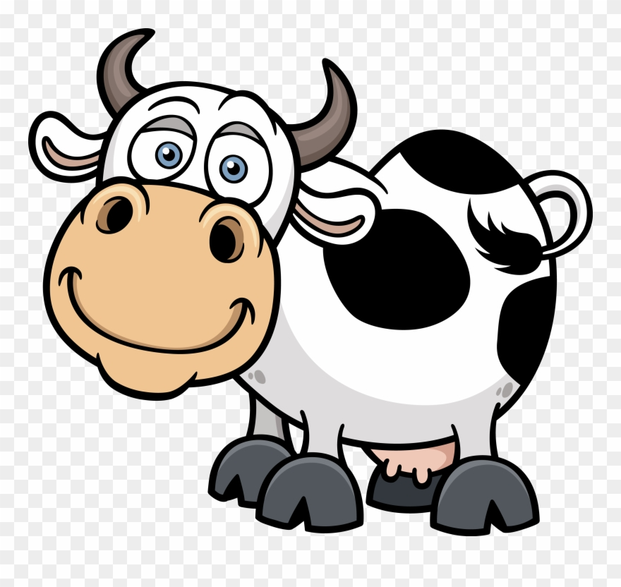 Cattle royalty transprent png. Clipart cow cartoon