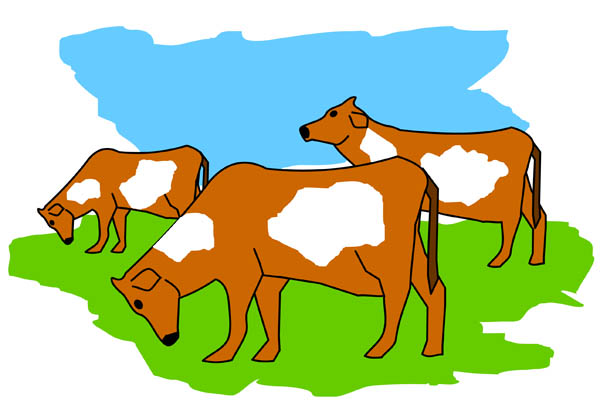 Free cliparts download clip. Cattle clipart cattle herd
