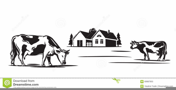 Cattle clipart cattle ranch. Free images at clker