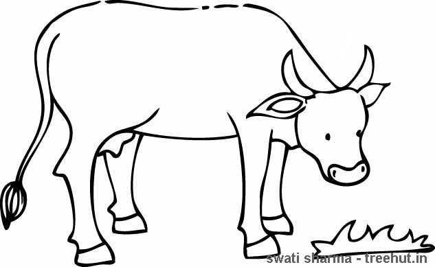 Cattle clipart cow indian. With calf station