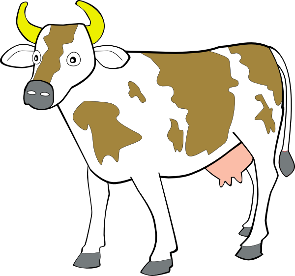 Clip art at clker. Longhorn clipart beef cow