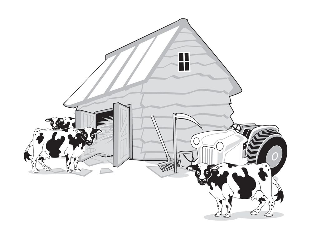 Cattle clipart home.  collection of cow