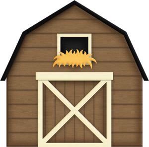 best clip art. Cattle clipart house