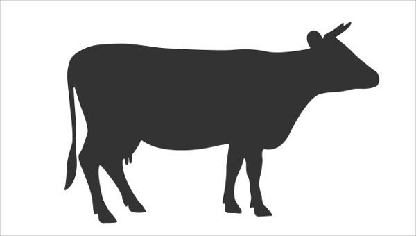 Cattle clipart longhorn cattle. Skull silhouette at getdrawings