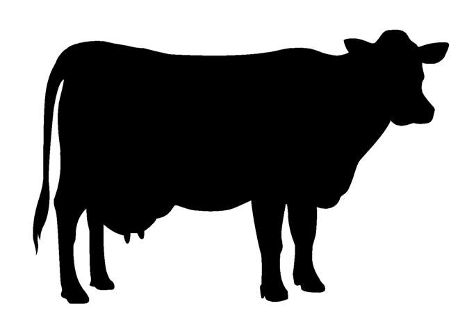 Beef clipart silhouette. Pin by gayle arvin