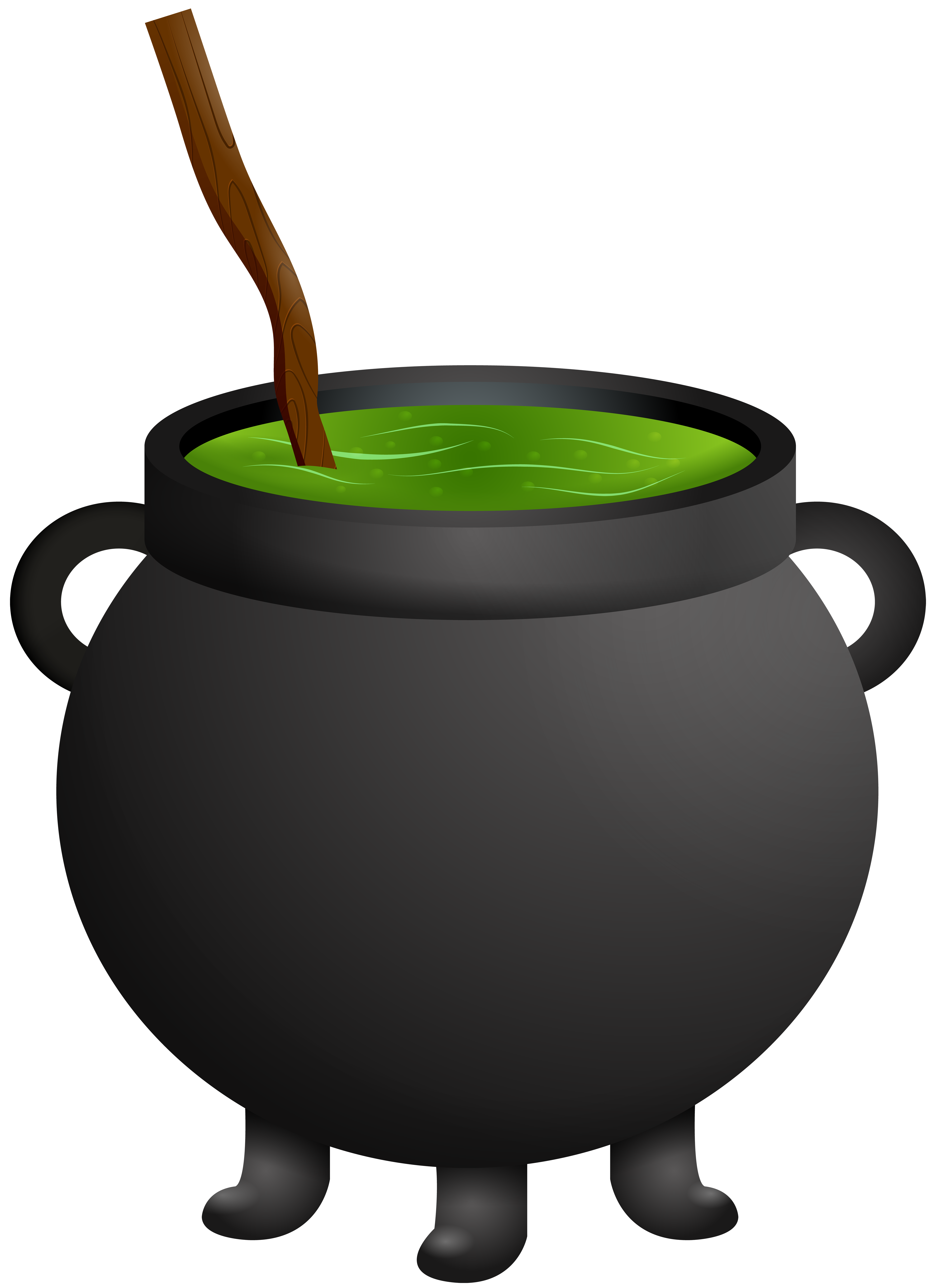 Halloween witch png clip. Cauldron clipart