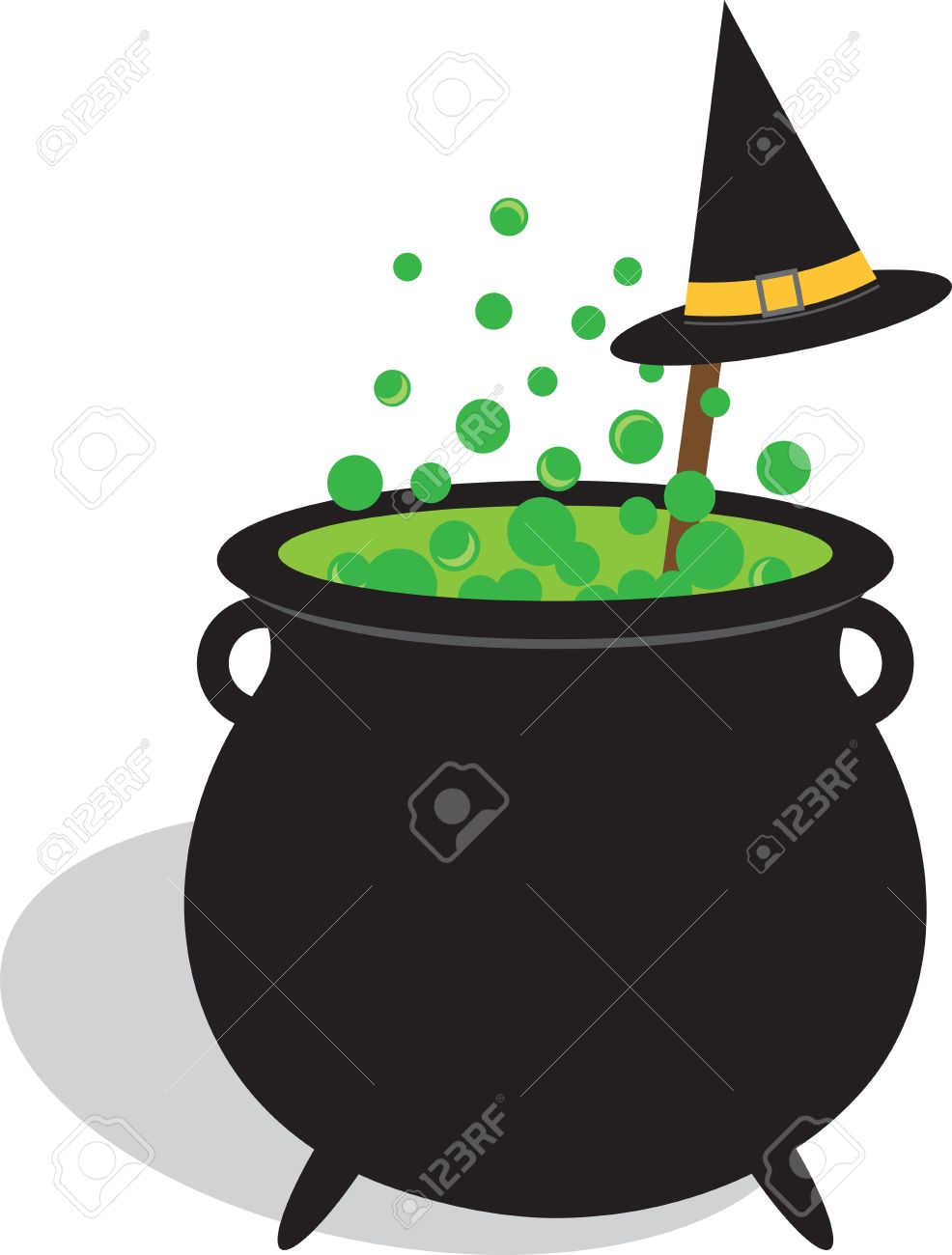 Cauldron clipart brew.  collection of bubbling