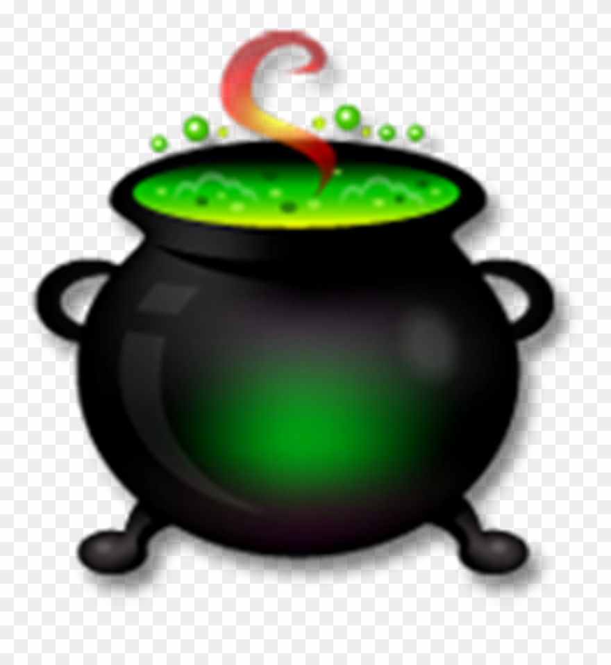 Cauldron clipart brew. Picture library witch brewing