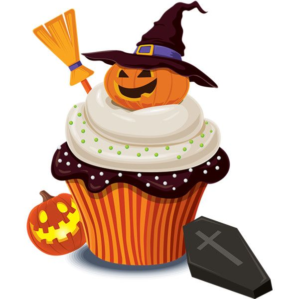 best food images. Baked goods clipart halloween