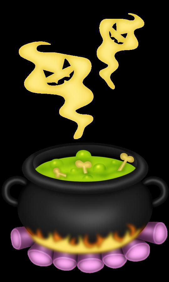 Pin by lena forbis. Cauldron clipart halloween food