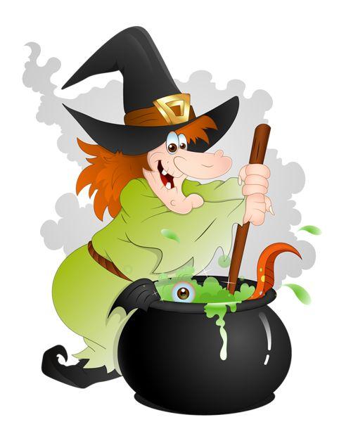 Cauldron clipart halloween food.  best bruxinhas little