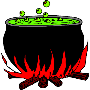 Cauldron clipart potion. Witches clip art library