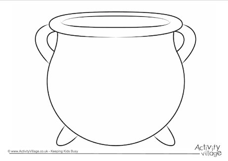 Cauldron clipart printable, Cauldron printable Transparent FREE for  download on WebStockReview 2020