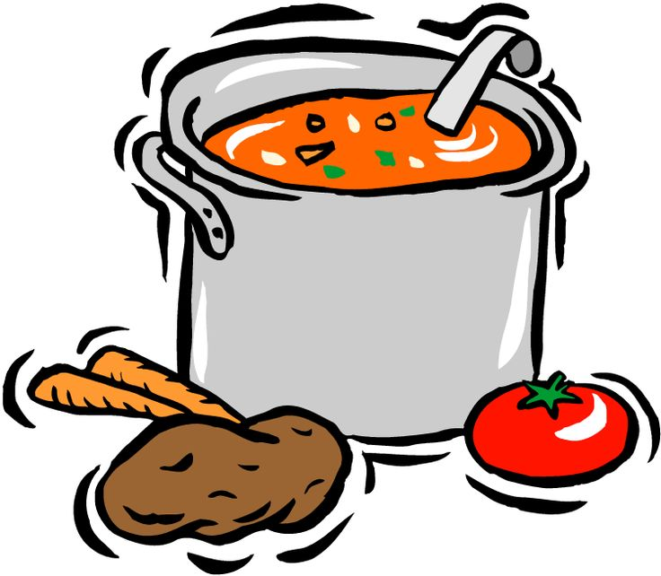 collection of free. Soup clipart steamed vegetable