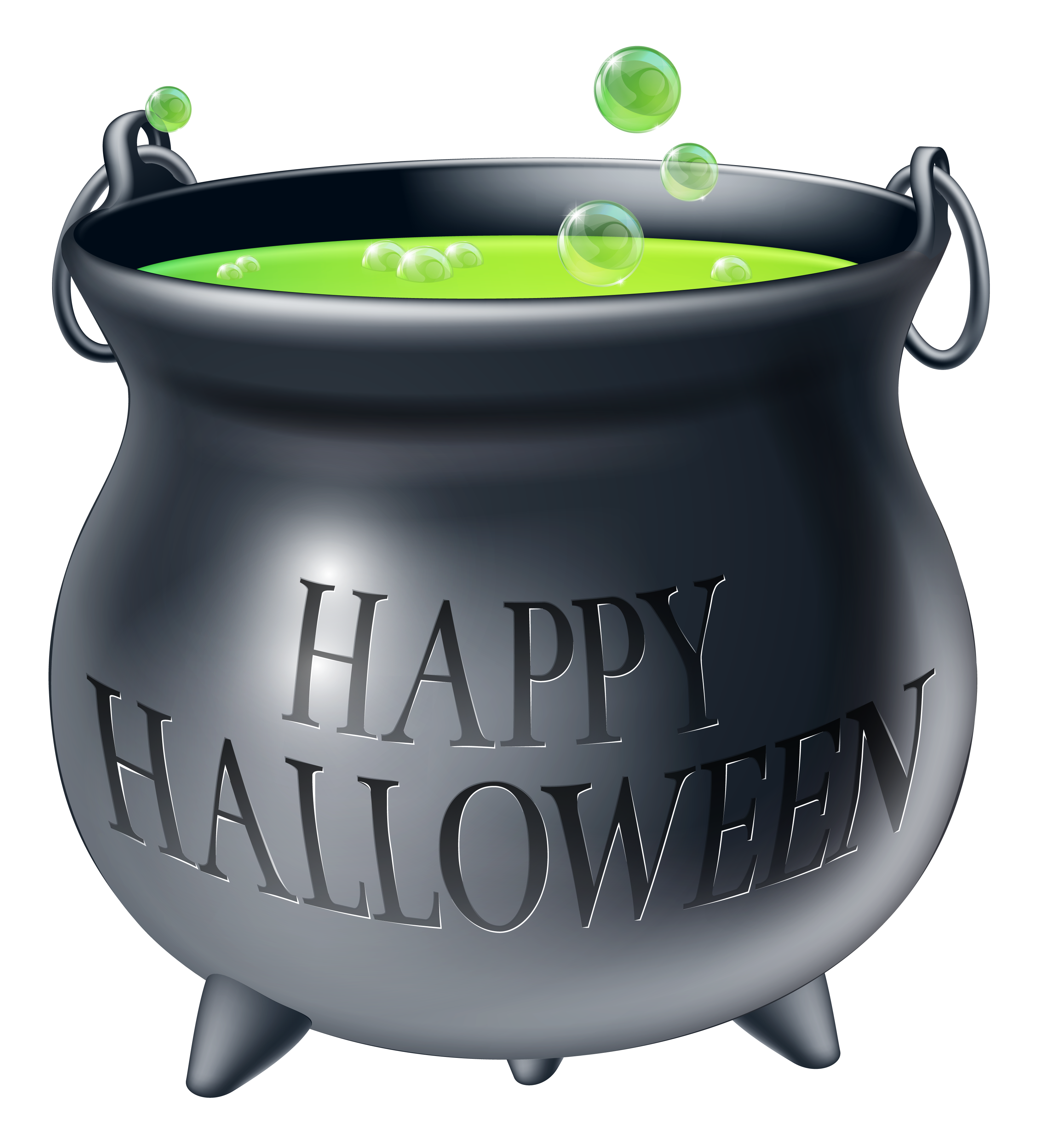 Happy halloween cauldron png. Witch clipart christmas