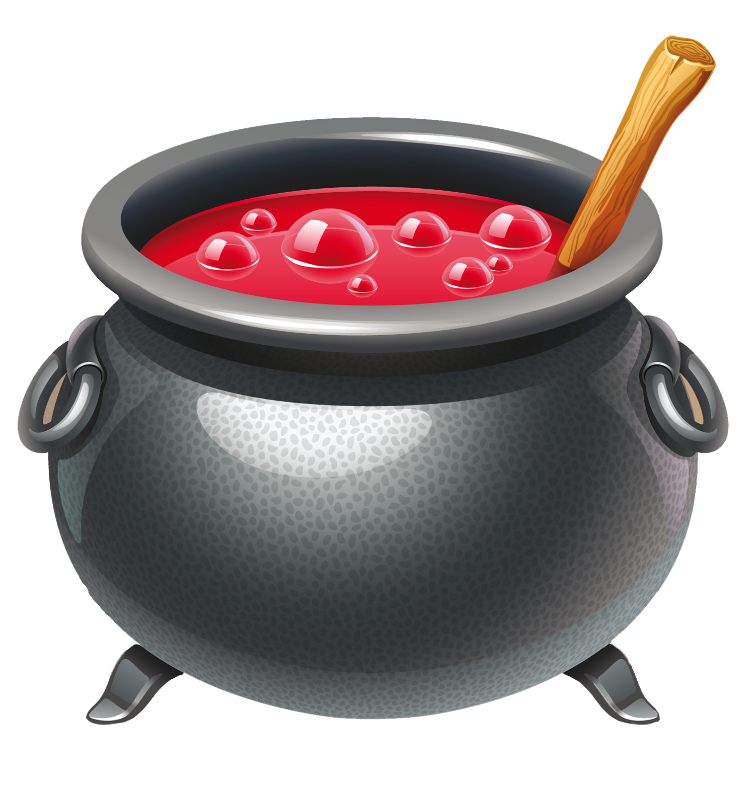 Cauldron gallery yopriceville high. Witch clipart bowl