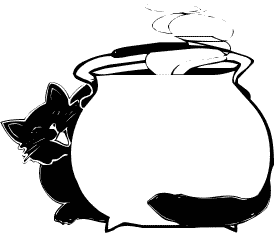 Cauldron clipart witch's brew. Free halloween witch