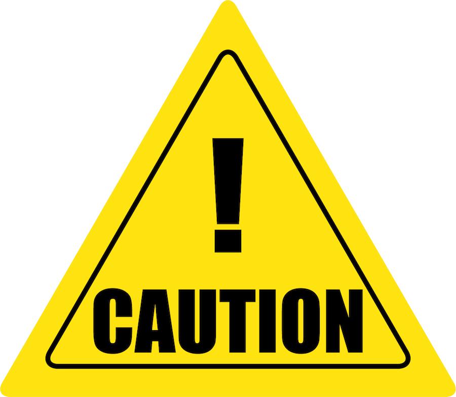 Caution clipart. Free download clip art