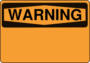 Clip art at clker. Caution clipart alert sign