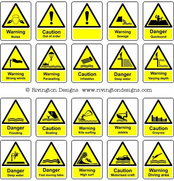 Caution clipart alert sign. Free warning signs download