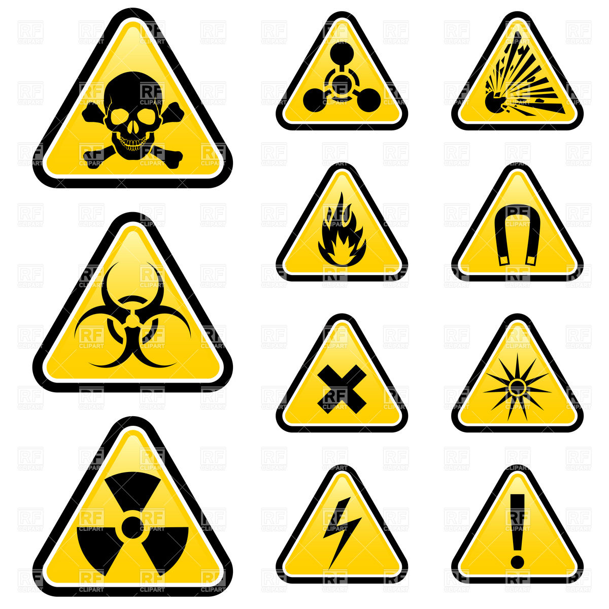 Caution clipart alert sign. Free warning icons download